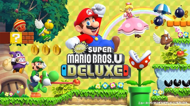 マリオ switch New スーパーマリオブラザーズ