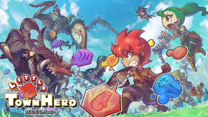 ゲームフリーク制作の完全新作RPG『リトルタウンヒーロー』(旧 ...