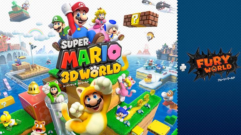 Switch マリオ 3d ワールド 【マリオ3Dワールド】ドットルイージの場所一覧【Switch】|ゲームエ...