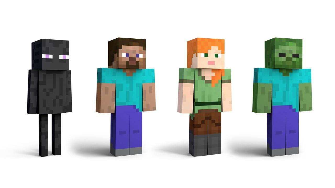 スマブラsp Minecraft スティーブ アレックス 10月14日配信決定 トピックス Nintendo