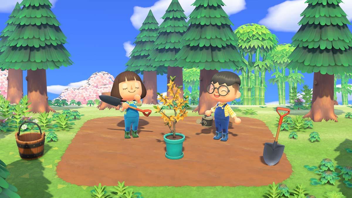 あつまれ どうぶつの森』無料アップデートは3月18日配信。サンリオ ...